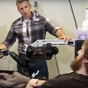 Brain implant restores paralyzed man's sense of touch