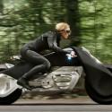 BMW's vision: a motorcycle that won't crash